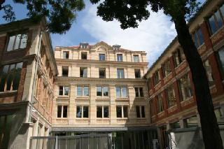 Photo of the February 5, 2016 6:54 PM, École nationale supérieure d'architecture de Paris-Belleville, 60 Boulevard de la Villette, 75019 Paris, France