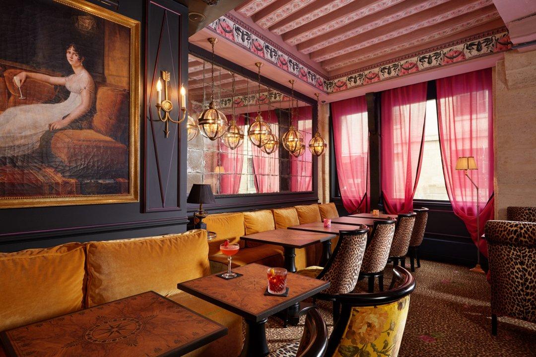 Photo du 12 septembre 2016 01:31, Hôtel Saint-Paul Le Marais, 10 Rue d'Ormesson, 75004 Paris, France