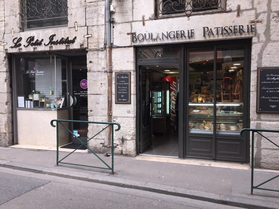 Foto vom 6. Oktober 2016 13:54, Le Myrliton, 1 et 3 rue du Plâtre, 69001 Lyon, Frankreich