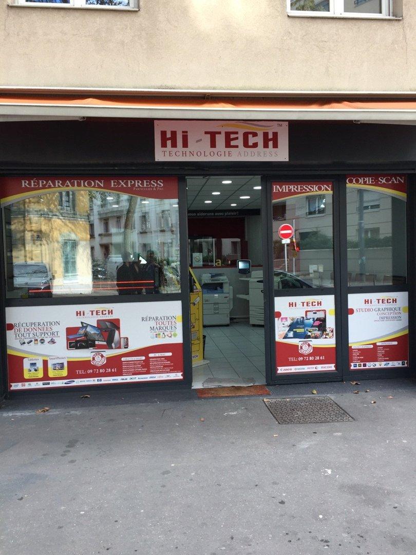 Foto del 18 de octubre de 2016 13:25, Eurl PC 69, 17 Rue Jean-Marie Chavant, 69007 Lyon, Francia