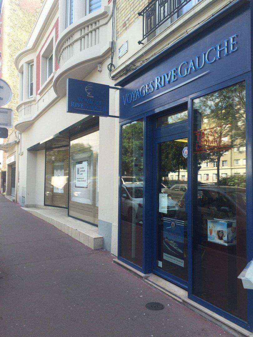Photo du 8 juillet 2016 13:53, Voyages Rive Gauche, 8 Boulevard d'Ormesson, 95880 Enghien-les-Bains, France