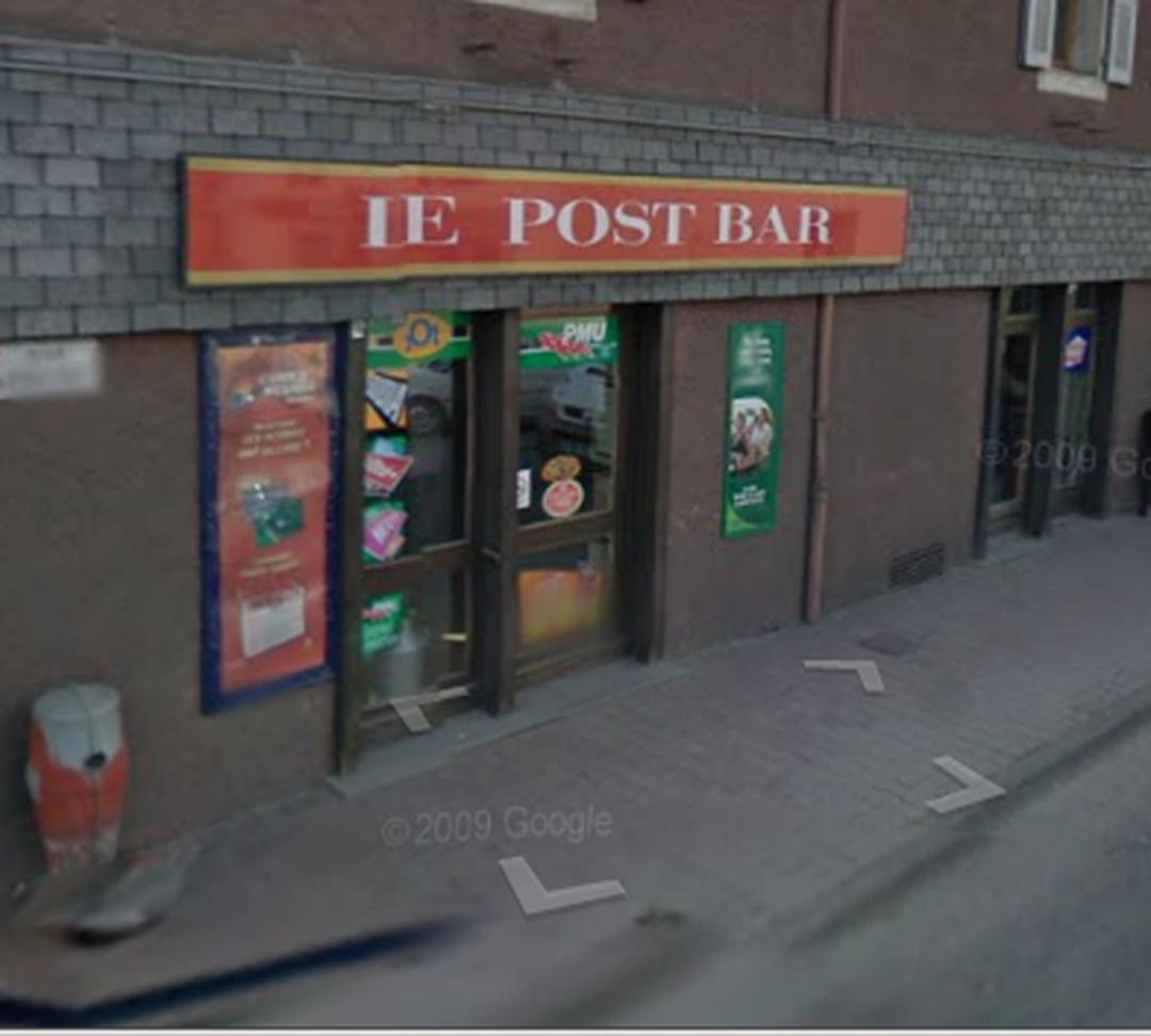 Bar - la poste bar , Albens