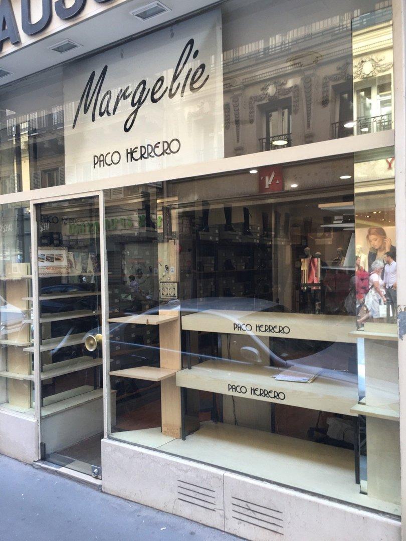 Photo of the August 26, 2016 12:16 PM, Margelie, 28 Rue des Mathurins, 75009 Paris, France