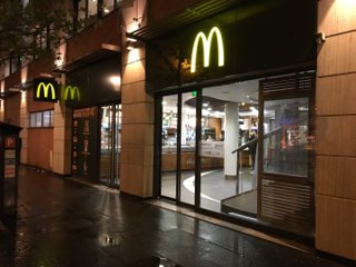 Photo du 20 novembre 2016 22:11, McDonald's, 65 Boulevard Jean Jaurès, 92100 Boulogne-Billancourt, France