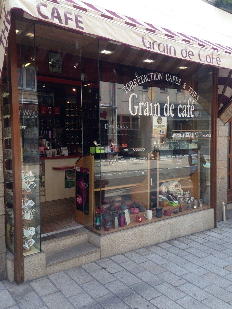 Photo du 20 juillet 2016 12:32, Grain de Café, 10 Rue de Budapest, 44000 Nantes, France