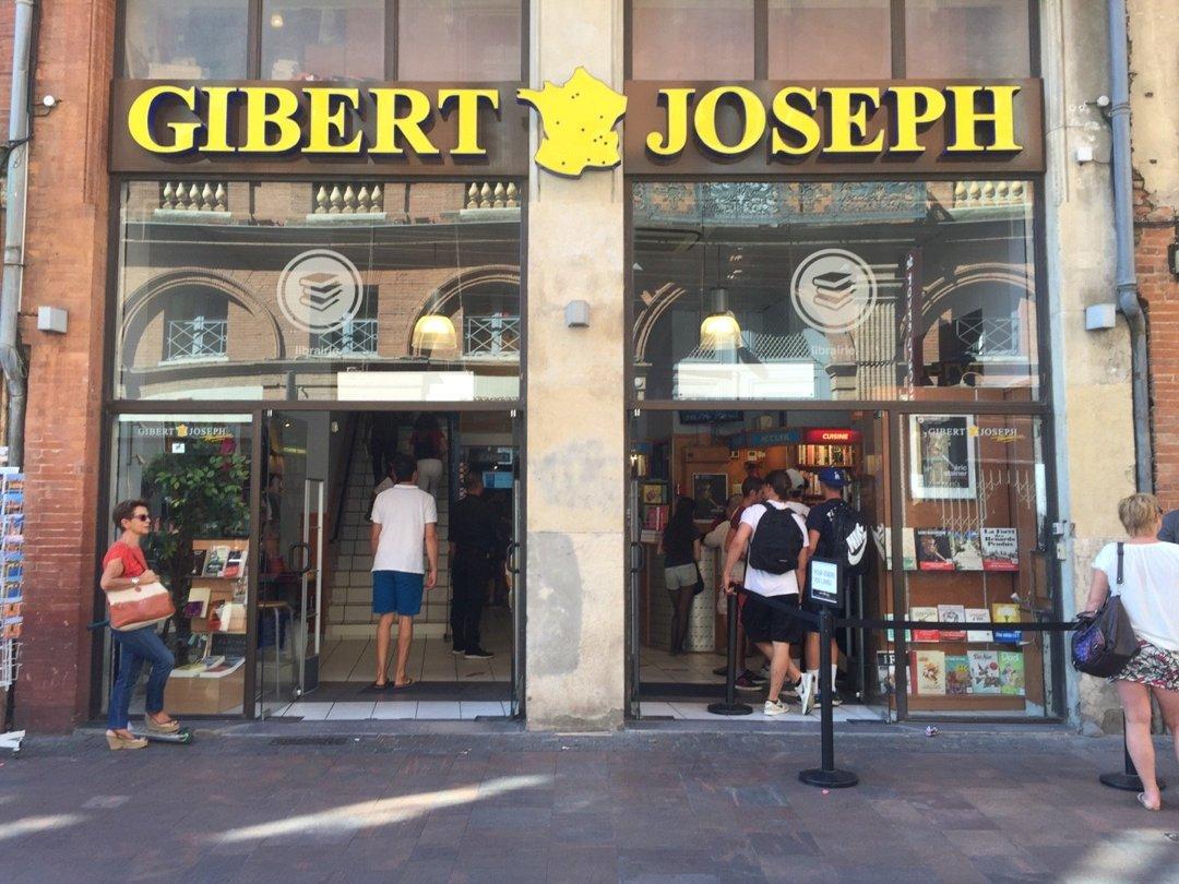 Photo of the September 10, 2016 1:06 PM, Gibert Joseph Toulouse, 3 Rue du Taur, 31000 Toulouse, France