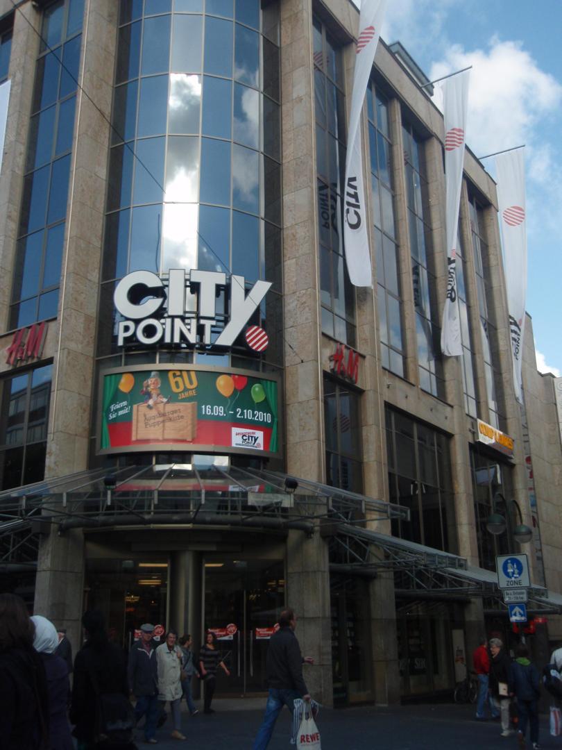 Shopping Mall - City Point , Bochum