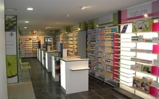 Foto del 5 de febrero de 2016 18:51, Grande Pharmacie Tercinet, 1 Rue de Maistre, 73000 Chambéry, France