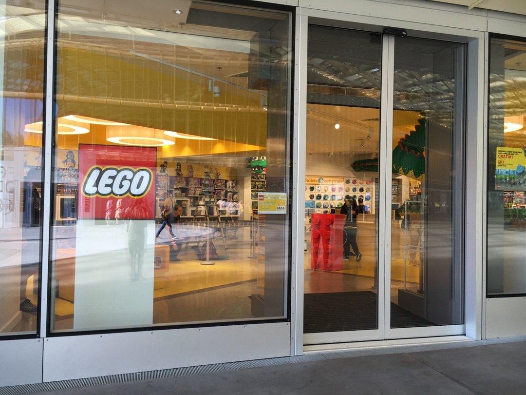 Foto vom 26. August 2016 08:50, LEGO® Store Forum des Halles, 1 Passage de la canopé, 75001 Paris, Frankreich