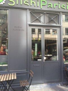 Foto del 26 de agosto de 2016 11:40, Sushi Parisien, 42 Rue de Berri, 75008 Paris, Frankreich
