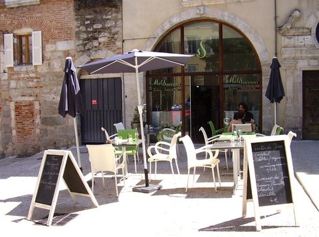 Teehaus - Mets Saisons , Cahors