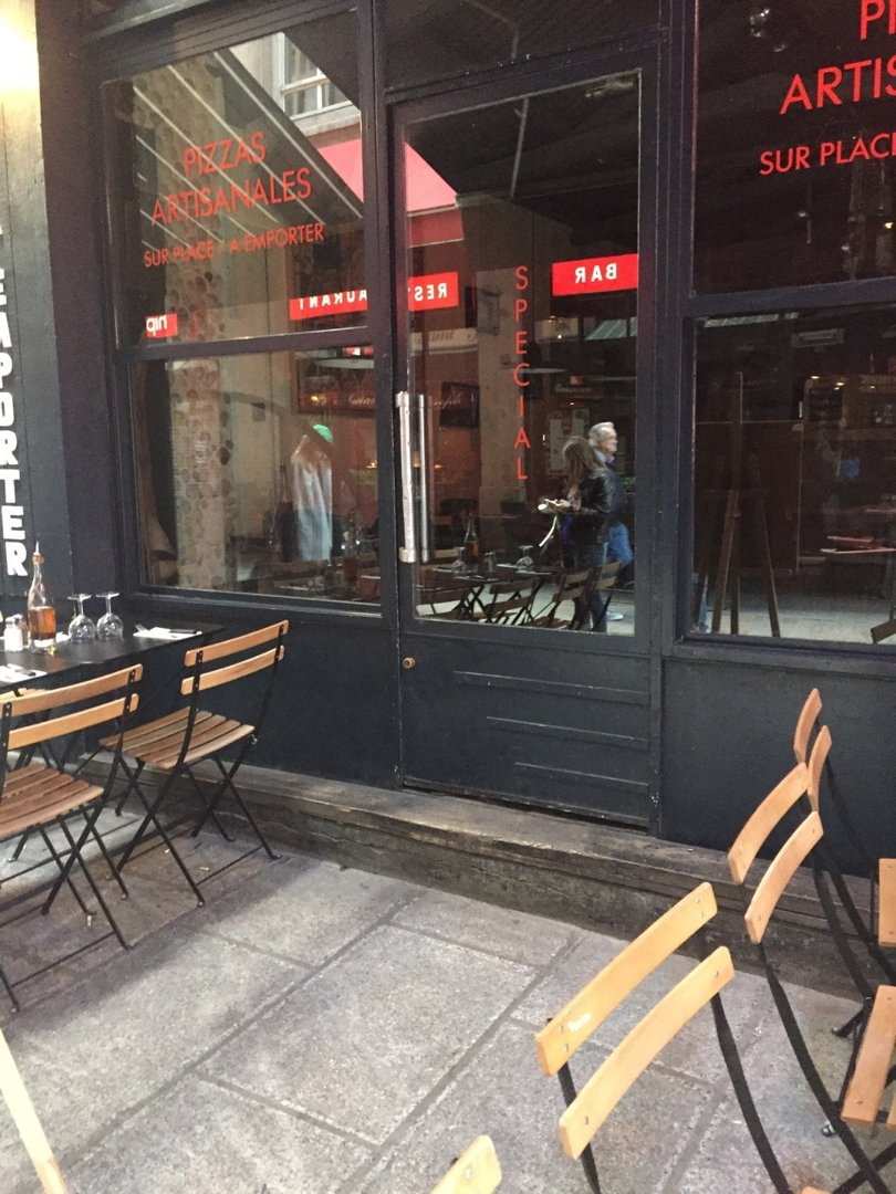 Photo of the October 18, 2016 1:48 PM, Spécial Pizza, 42 Rue Mercière, 69002 Lyon, France