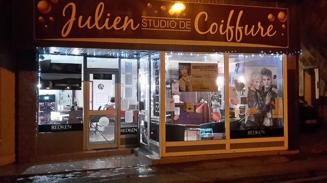 Foto del 24 de mayo de 2016 22:49, JULIEN STUDIO DE COIFFURE, 7 Rue Georges Grimm, 76430 Saint-Romain-de-Colbosc, Francia