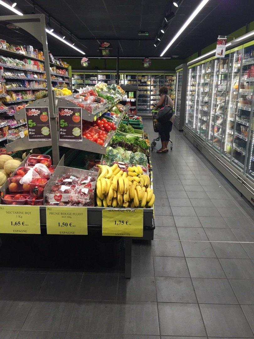 Photo of the August 26, 2016 12:42 PM, Auchan A 2 Pas, 1 Rue de l'Alma, 92400 Courbevoie, France