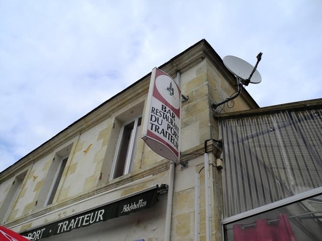 Photo of the February 5, 2016 6:53 PM, Bar Restaurant du Port, 21 Route de l'Estuaire, 33390 Plassac, France