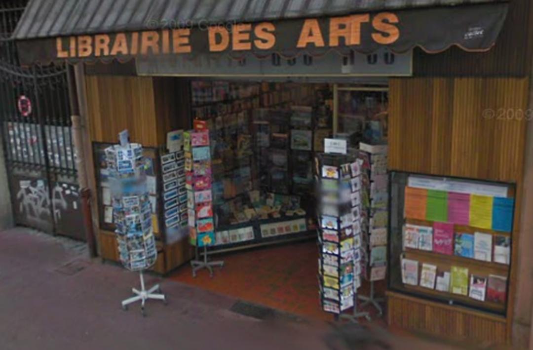 Foto vom 5. Februar 2016 18:52, Librairie des Arts, 12 Rue Sommeiller, 74000 Annecy, Frankreich