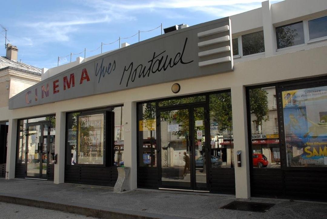 Foto del 5 de febrero de 2016 18:56, Cinéma Yves Montand, 36 Rue Eugène Masse, 93190 Livry-Gargan, Francia