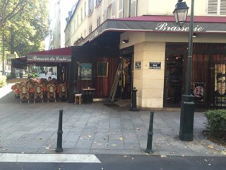 Photo of the August 26, 2016 9:49 AM, Brasserie Le Centre, 22 Rue des Huissiers, 92200 Neuilly-sur-Seine, France