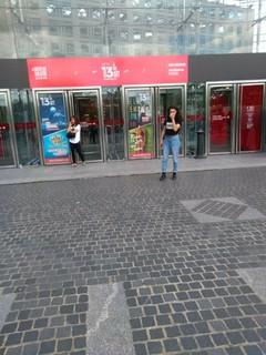 Photo of the June 2, 2018 1:35 PM, 13th Art Theater, Place d'Italie, Centre Commercial Italie 2, 75013 Paris, France