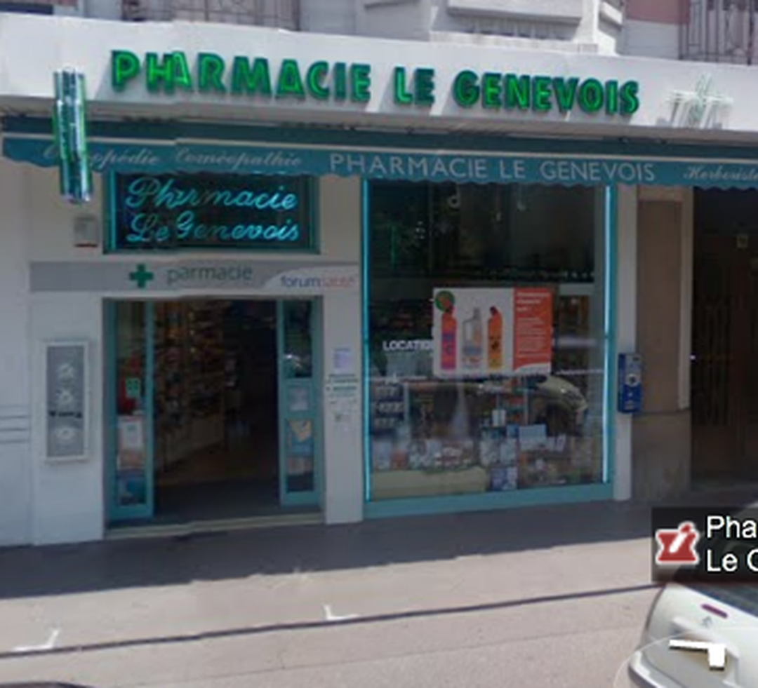 Photo du 5 février 2016 18:52, Pharmacie Le Genevois, 10 Rue des Glières, 74000 Annecy, France
