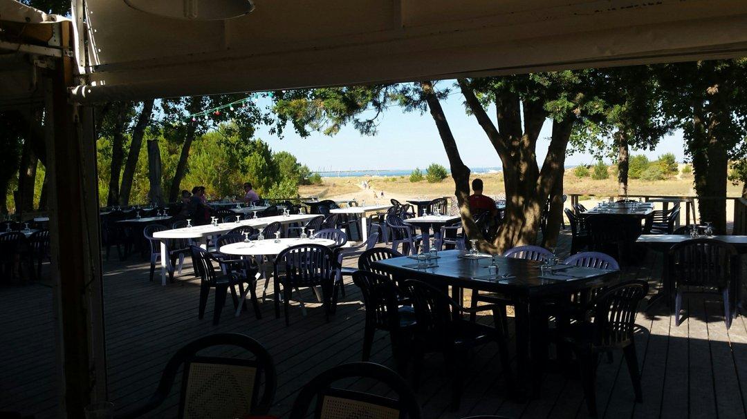 Photo du 18 juillet 2016 16:19, Le Café de la plage, Avenue de la Plage À Boyardville, 17190 Saint-Georges-d'Oléron, France