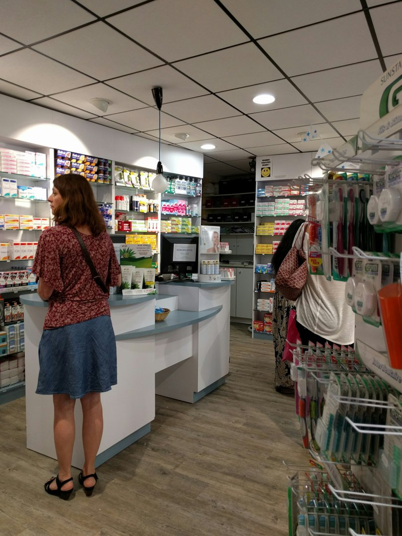 Photo du 19 juillet 2016 17:29, Pharmacie de la Mare, 71 Rue de la Mare, 75020 Paris, France