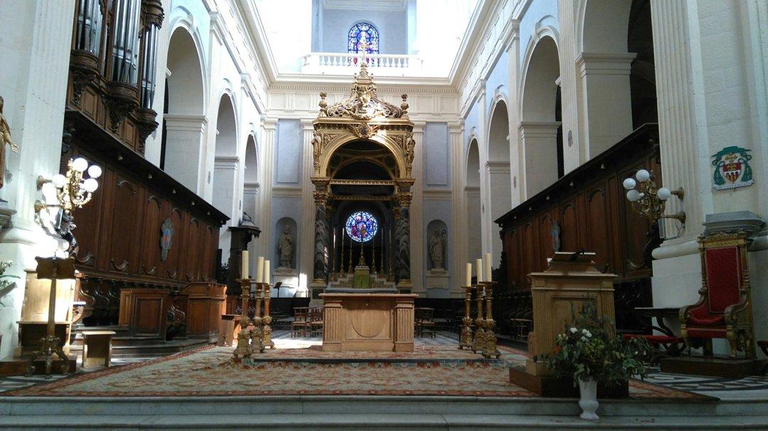 Photo du 22 juillet 2016 20:50, Cathédrale Notre-Dame-de-l'Assomption, 20 Rue des Soubirous Bas, 82000 Montaubant, France