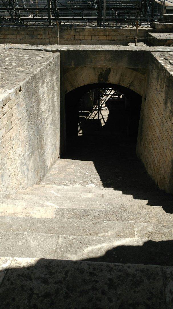 Foto vom 3. August 2016 10:48, Arènes d'Arles, 1 Rond-Point des Arènes, 13200 Arles, France