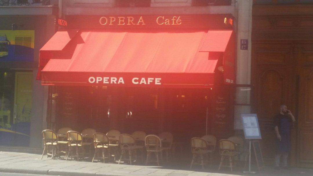 Photo du 26 août 2016 09:21, Opéra Café, 15 Rue Auber, 75009 Paris, France