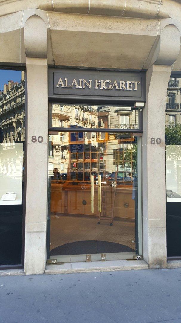Photo du 26 août 2016 09:24, Alain Figaret, 80 Avenue de Wagram, 75017 Paris, France