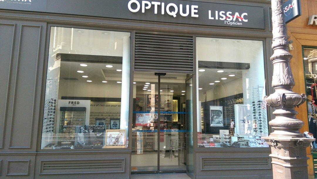 Foto del 26 de agosto de 2016 9:37, Optique Opéra Lissac, 1 Rue Auber, 75009 Paris, France