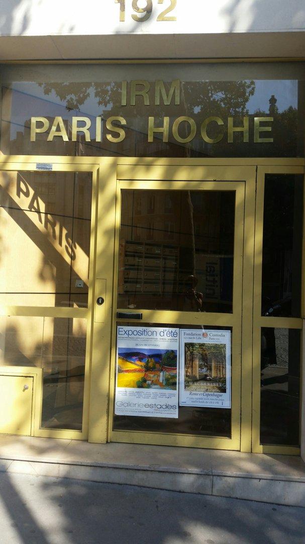 Foto del 26 de agosto de 2016 9:58, I.R.M Paris Hoche, 192 Boulevard Haussmann, 75008 Paris, Francia
