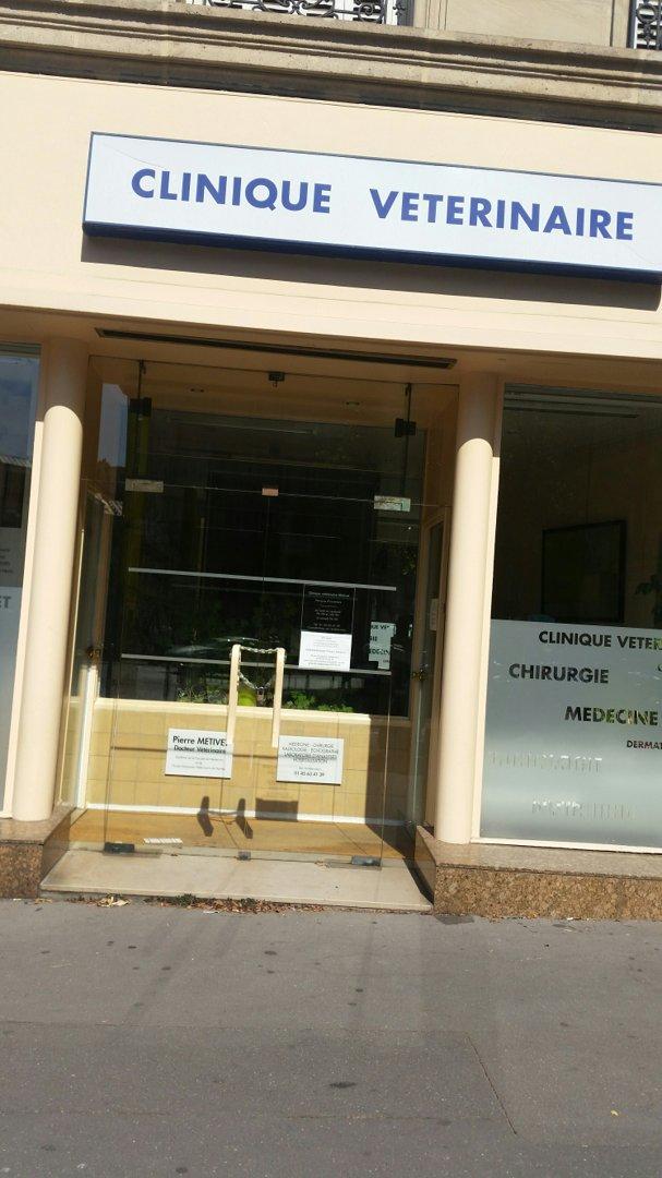 Foto vom 26. August 2016 10:01, Veterinary Clinic Métivet, 3 Rue de Monceau, 75008 Paris, Frankreich