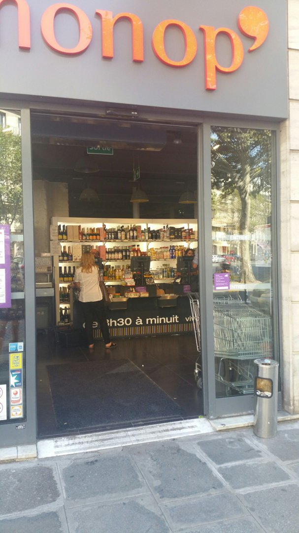 Photo du 26 août 2016 11:33, Monop', 50 Rue de Berri, 75008 Paris, France