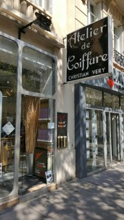 Foto del 26 de agosto de 2016 11:50, Atelier de coiffure Sophie Very, 110 Boulevard de Courcelles, 75017 Paris, France