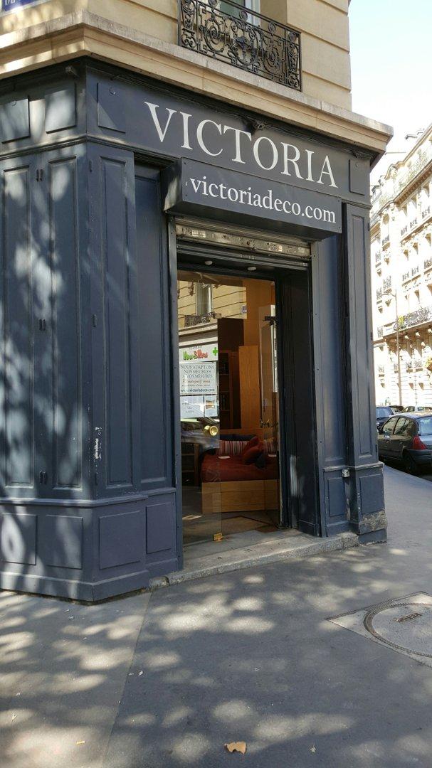 Foto vom 26. August 2016 11:51, Victoria Créations, 108 Boulevard de Courcelles, 75017 Paris, Frankreich