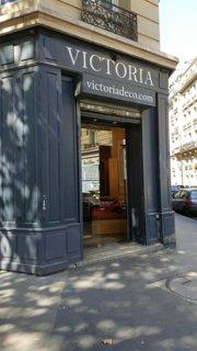 Foto del 26 de agosto de 2016 11:51, Victoria Créations, 108 Boulevard de Courcelles, 75017 Paris, Frankreich