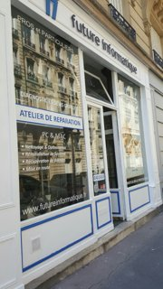 Foto del 26 de agosto de 2016 11:56, Future Informatique, 1 Rue Théodule Ribot, 75017 Paris, France