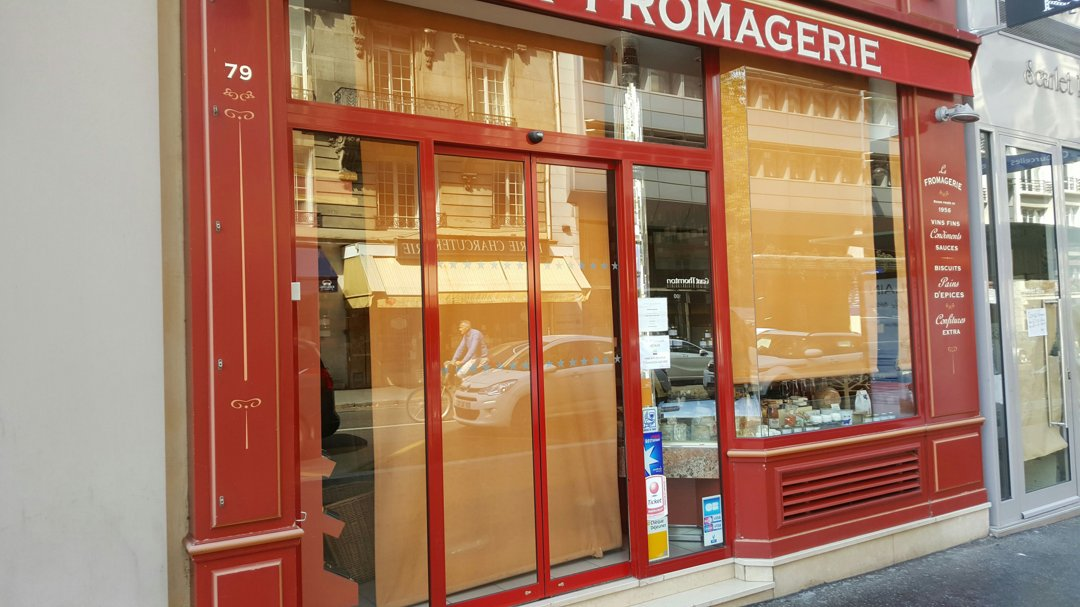 Photo du 26 août 2016 12:03, Fromages Et Detail, 79 Rue de Courcelles, 75017 Paris, France