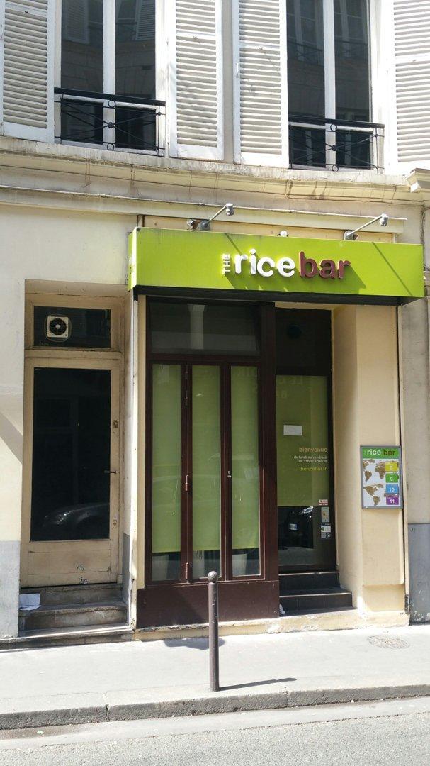 Foto del 26 de agosto de 2016 12:04, the rice bar, 37 Rue Godot de Mauroy, 75009 Paris, Francia