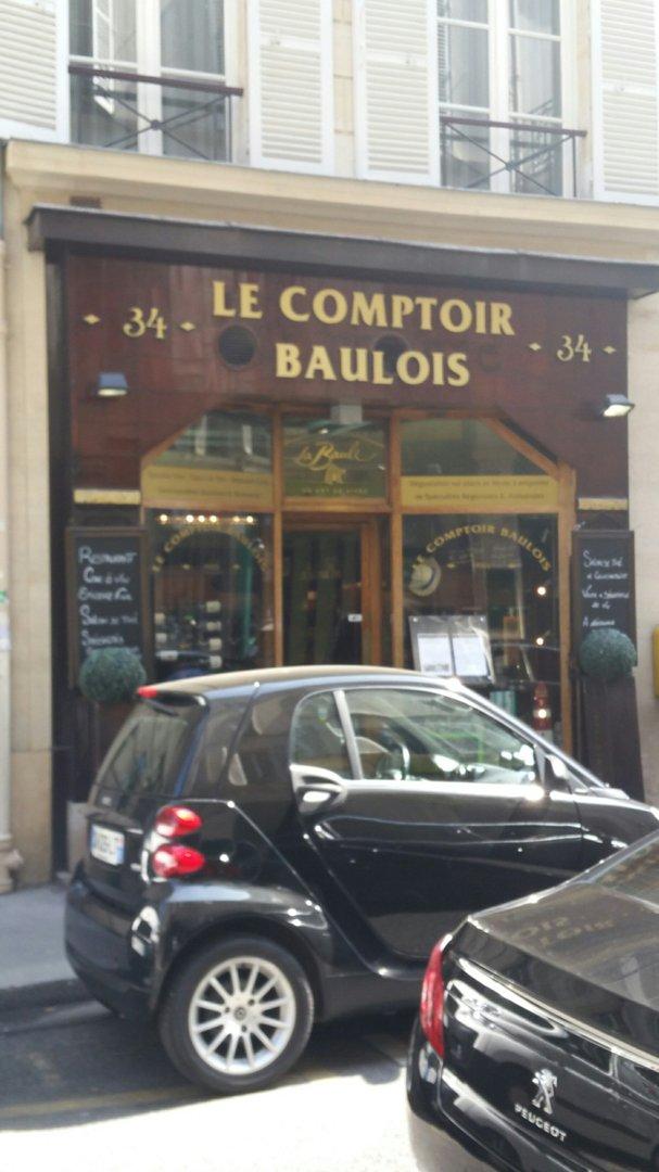 Foto del 26 de agosto de 2016 12:07, Le Comptoir Baulois, 34 Rue Godot de Mauroy, 75009 Paris, Francia