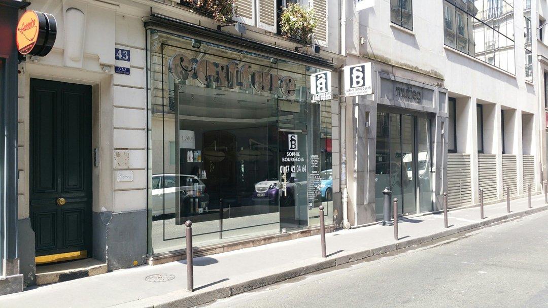 Foto vom 26. August 2016 12:11, Bourgeois Sophie, 43 Rue Godot de Mauroy, 75009 Paris, Frankreich