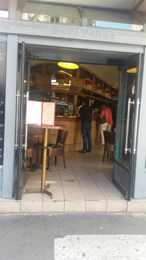 Foto vom 26. August 2016 12:28, Le Monte Carlo Snc Snc, 00118 Rue La Boétie, 75008 Paris, Frankreich