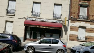 Foto del 26 de agosto de 2016 12:39, Le Bienvenu, 13 Rue de l'Alma, 92400 Courbevoie, Frankreich