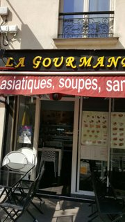 Photo of the August 26, 2016 12:59 PM, La Gourmandise, 65 Avenue Gambetta, 92400 Courbevoie, Frankreich