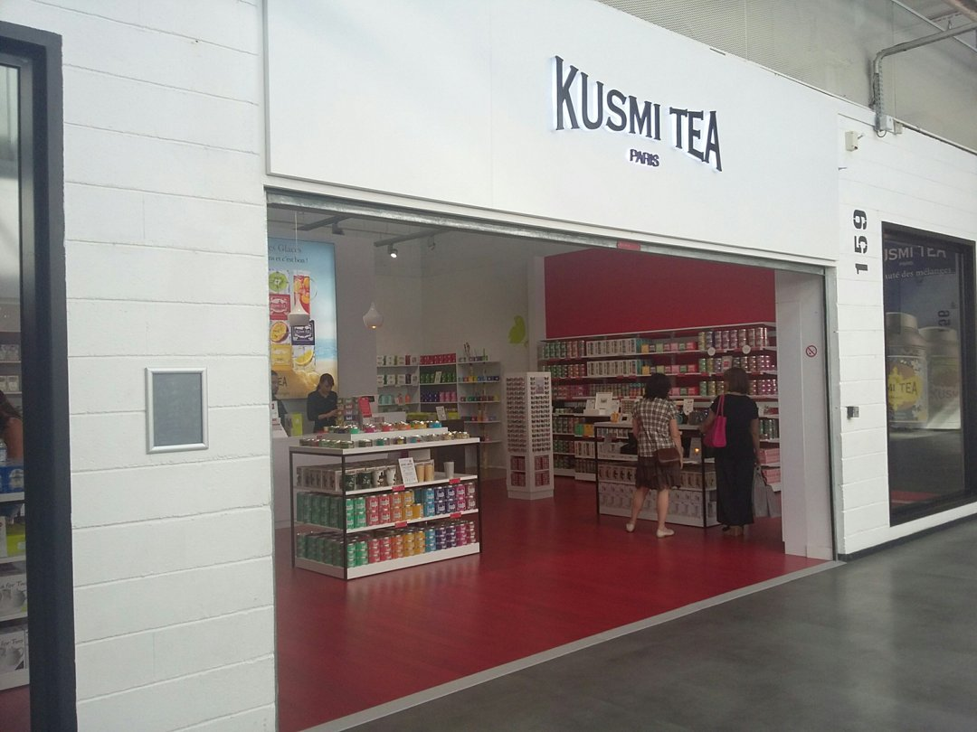 Photo du 28 août 2016 14:24, Kusmi Tea, Rue André Citroën, 78140 Vélizy-Villacoublay, France