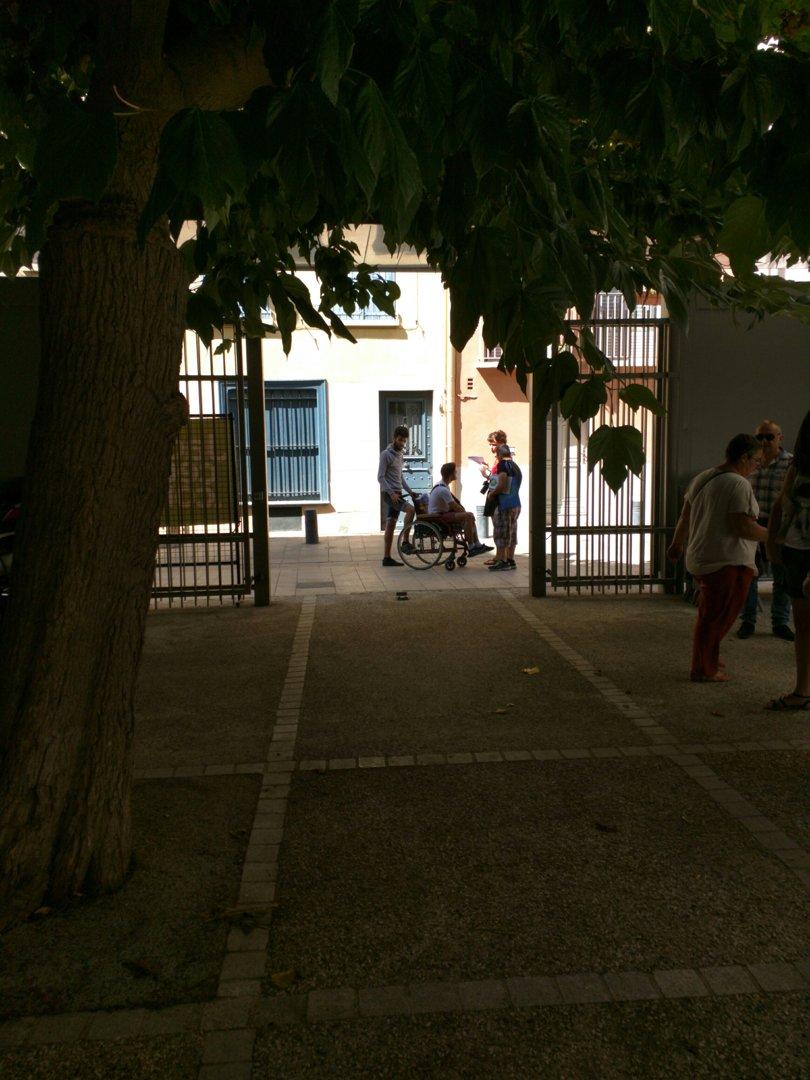 Foto vom 7. September 2016 12:32, Mairie Annexe - La Lanterne, 25 Rue de la Lanterne, 66000 Perpignan, France