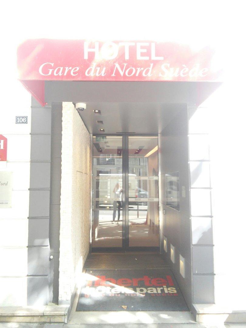 Foto del 9 de septiembre de 2016 12:10, Libertel Gare du Nord Suede, 106 Boulevard de Magenta, 75010 Paris, Francia