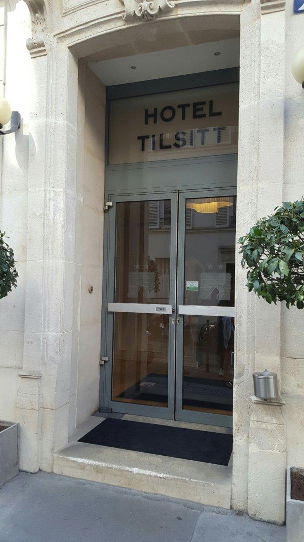 Foto del 9 de septiembre de 2016 13:01, Tilsitt Etoile, 23 Rue Brey, 75017 Paris, Francia