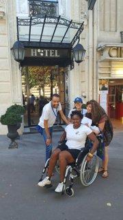 Foto del 9 de septiembre de 2016 13:25, Maison Albar Hotel Paris Champs-Elysées, 3 Avenue Mac-Mahon, 75017 Paris, France